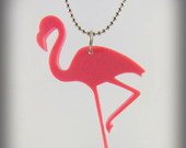 Colar Flamingo