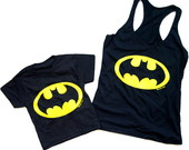 Kit Batman inf. e Batgirl adulto