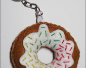 Chaveiro De Donuts