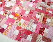 Colcha de Patchwork para beb