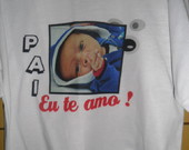Camiseta com foto