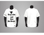 Camiseta Protocolo Ouat Kiss the Beast