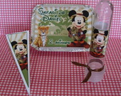 Kit promocional Mickey safari