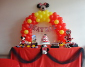 Decorao Minnie 2