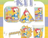 Kit Festa Infantil Pica Pau Baby