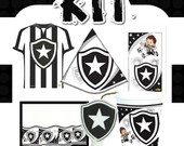 Kit Festa Botafogo