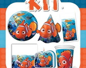 Kit Festa Infantil Nemo