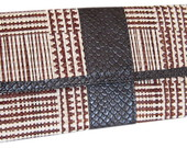 Clutches fininhas estilo envelope cores