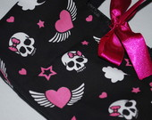 Sacolinha Monster High - Estampada