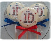 Pirulito de Chocolate One Direction