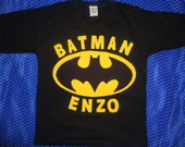Camiseta do Batman