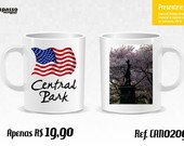 Caneca New York - Central Park