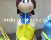 Fofucha Branca de neve