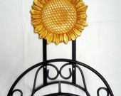 SUPORTE DE MANGUEIRA - GIRASOL