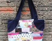 Bolsa Patchwork FRETE GRATIS