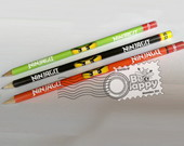 Ninjago - Lápis personalizados