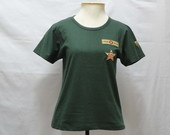 Camiseta - Baby Look - Militar