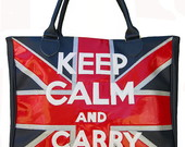 Bolsa Keep Calm UK