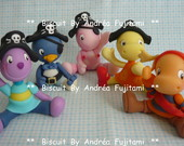 Backyardigans Aventura Pirata