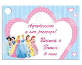 1Tag | As Princesas Disney | 2
