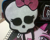 Marcador de P�gina Monster High