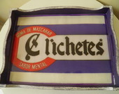 Bandeja Retro Chiclets