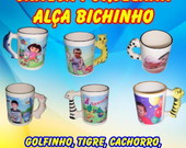 Caneca Ala Bichinho R$ 19,50