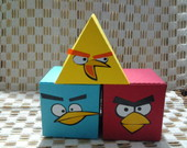 caixas guloseimas angry birds
