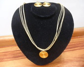 Conjunto Espiral Gold *FRETE GRTIS*