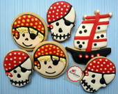Cookies Piratas