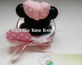 Latinha Minnie Rosa (exclusiva Disney)