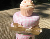 Mini Cupcake em Biscuit