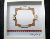 Porta Retrato Baby Bear - ref.RBB003