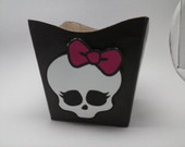Cachep� Centro de Mesa Monster High