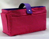 Organizador GG Pink com pos/Roxo