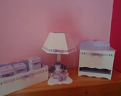 Kit Bebe Lilas  claro- Vendido