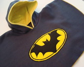 Poncho Do Batman!!