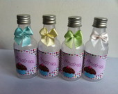Garafinha personalizada - CUPCAKE