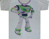 Camiseta Adulto Buzz ( Toy Story )