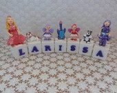Cubos Barbie e Pop Star - Larissa