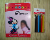 Mod.180 Revista Colorir Minnie