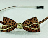 TIARA ANIMAL PRINT