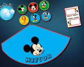 Festa Digital Mickey Disney Clube
