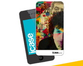 Case Bob Dylan para Iphone 4 e 4s