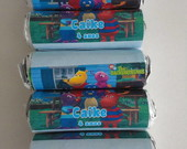 Mini Mentos Backyardigans