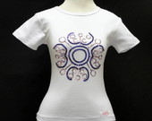 Camiseta - Baby Look - Mandala