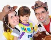 Kit fam�lia Toy Story