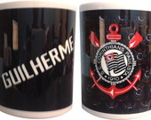 Caneca Personalizada Corinthians