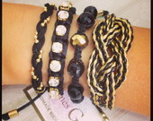 Mix Glam Black & Gold