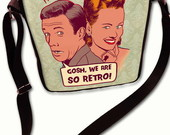 Bolsa We are so retro